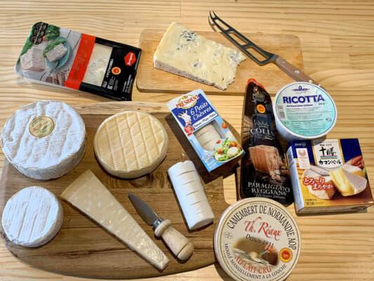 チーズと熟成酒