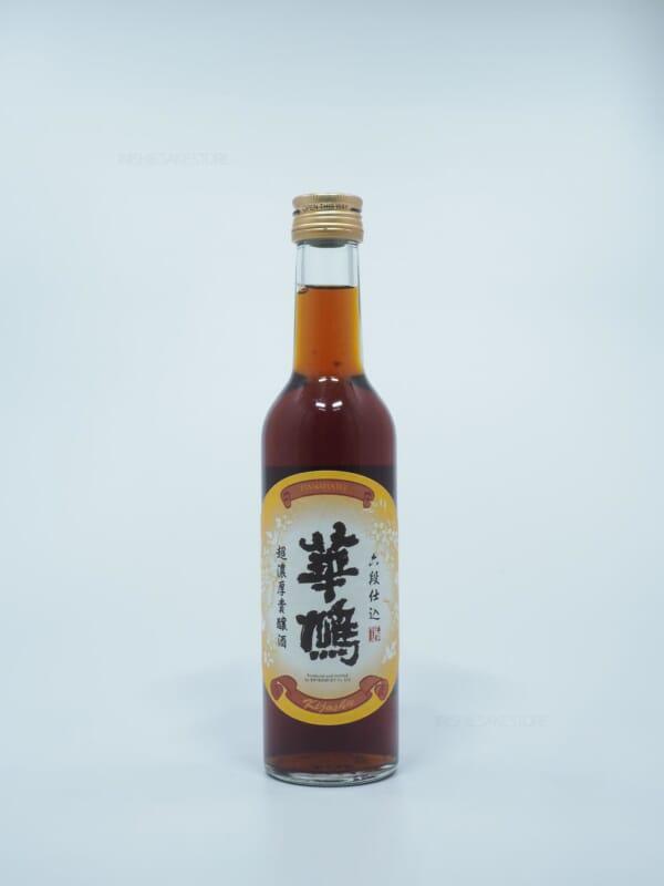 榎酒造 華鳩 貴醸酒 6段仕込み 超濃厚貴醸酒 2014年